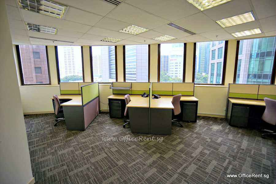 Serviced Offices At M Hotel Level 8 Tanjong Pagar