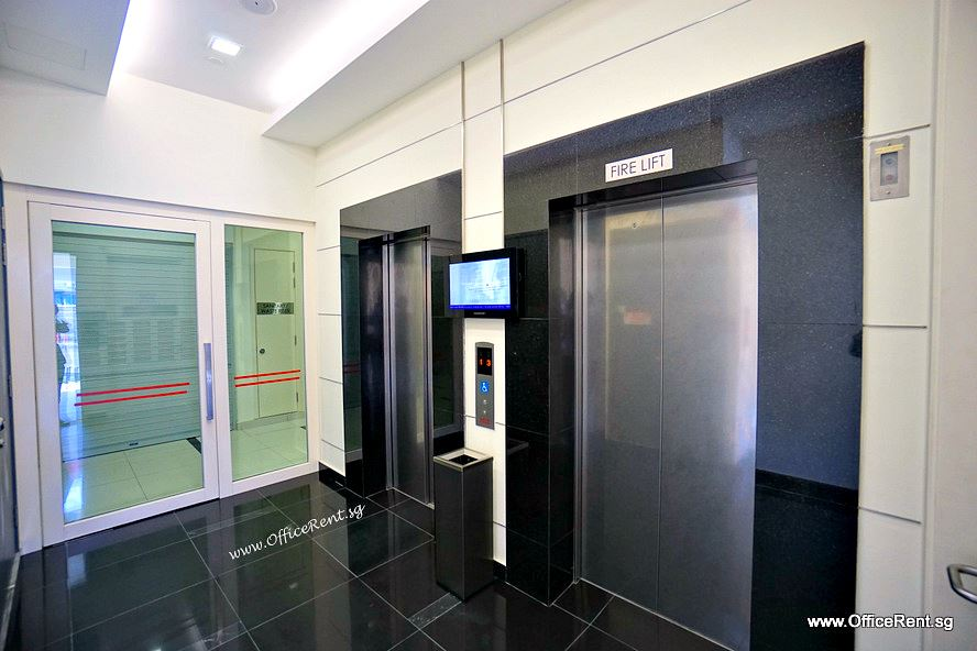 Centropod Changi Office For Rent