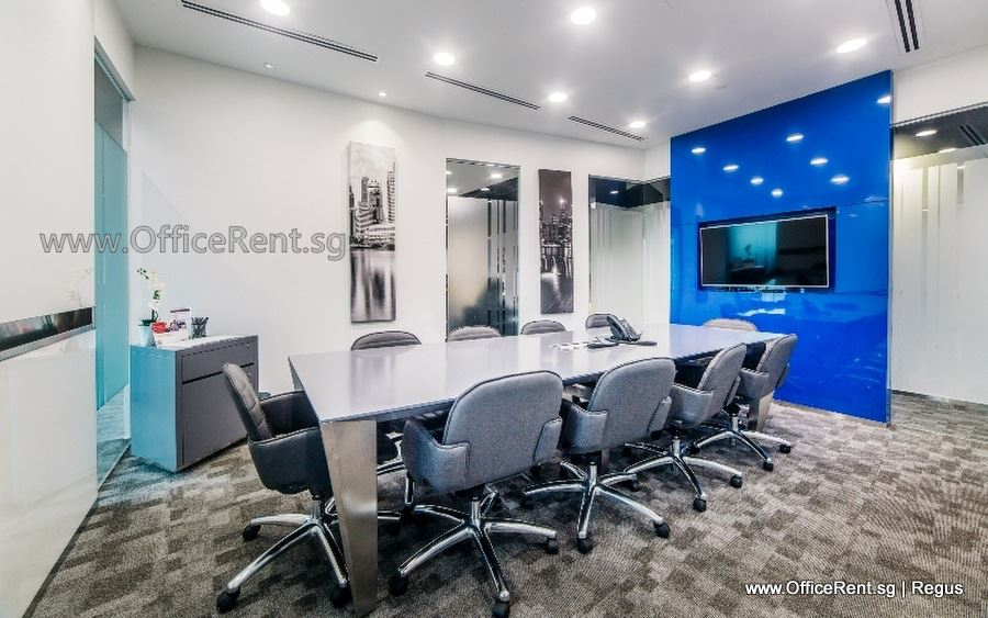 The Signature Changi Business Park Serviced Office