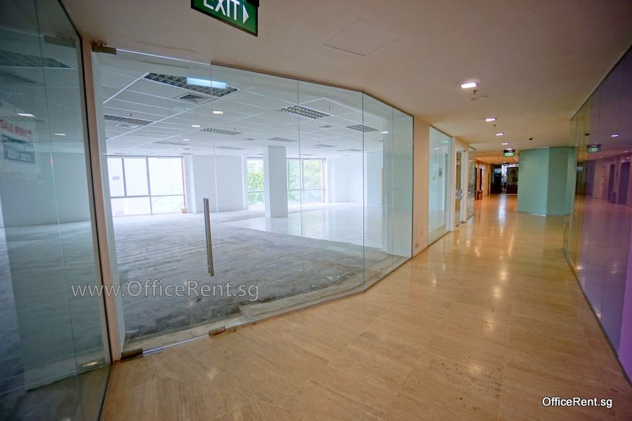 Singapore Shopping Centre Office Retail For Rent