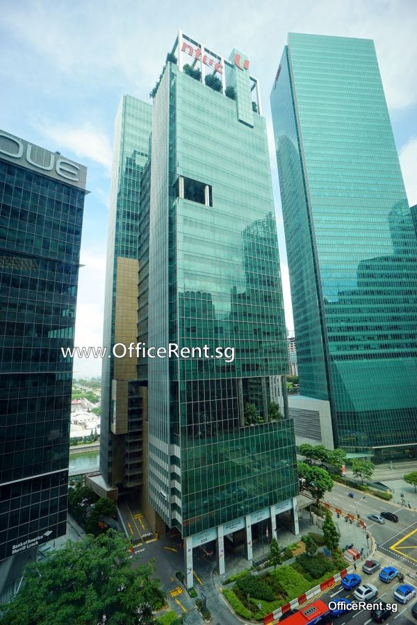 One Marina Boulevard - Office For Rent - Office Building ...